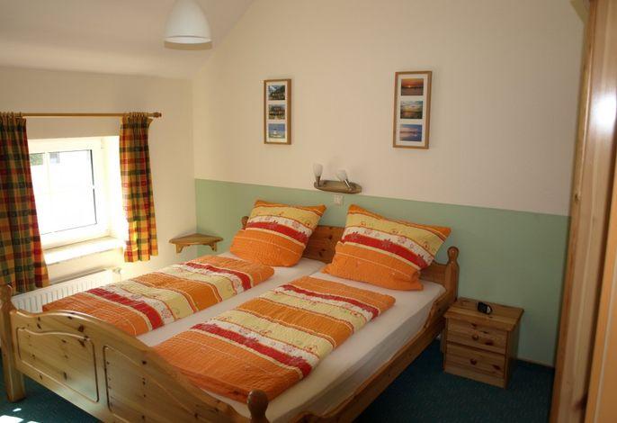 Schlafzimmer große Wohnung oben
