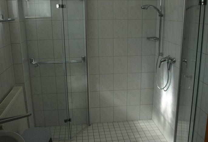 Duschbad Wohnung 1 EG