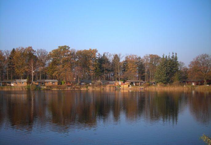 Ferienhäuser im Waldweg