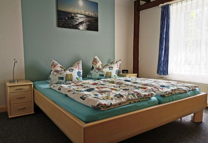 Schrotkammer- Schlafzimmer
