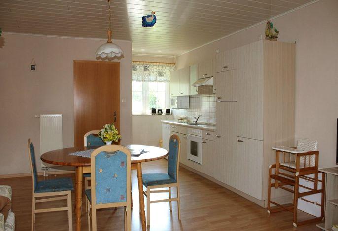 Entenhus - Wohnküche