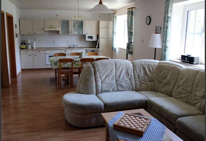 Kornspeicher - Wohnzimmer