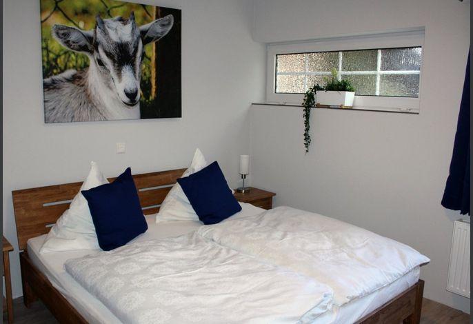Ziegenhaus - Schlafzimmer