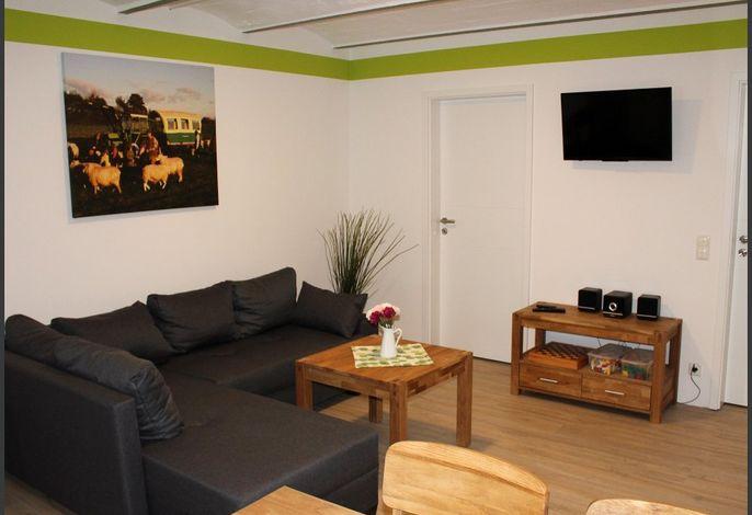 Schafstall - Wohnzimmer
