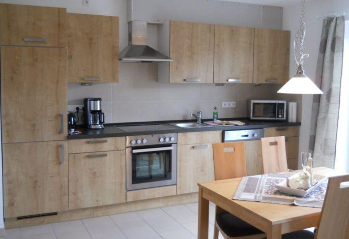 Wohnküche - Kräuterwiese