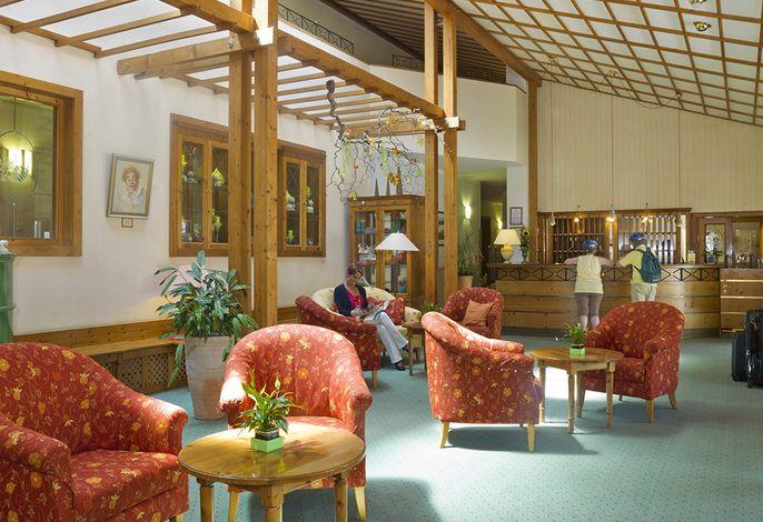 Hotelhalle Hotel Chrysantihof