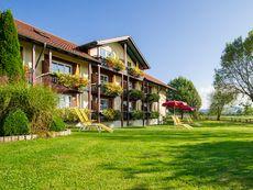 Hotel St. Leonhard garni Bad Birnbach