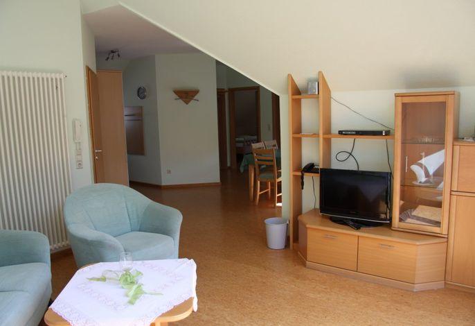 FeWo Riesling Wohnzimmer