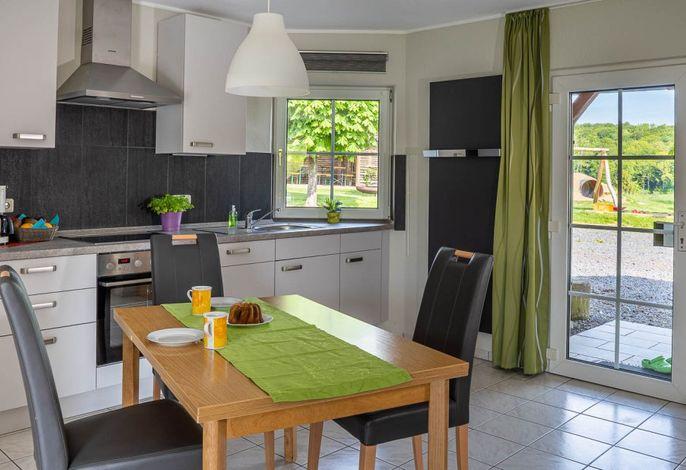 Amsel - Küche & Essbereich