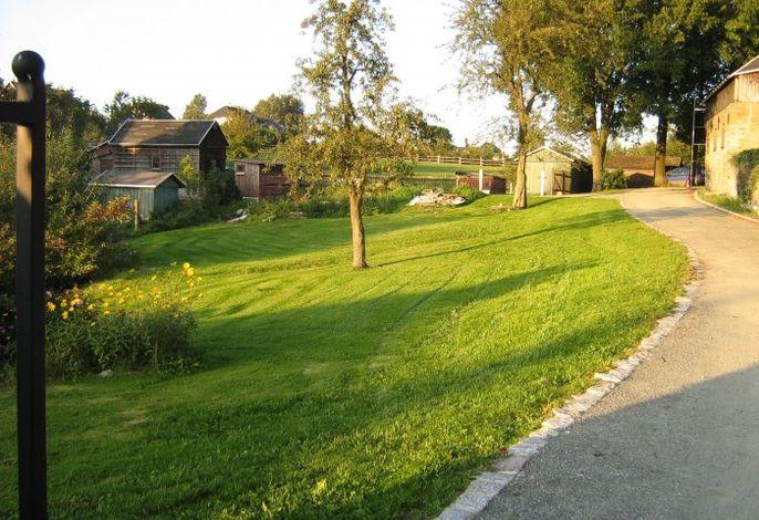 Garten am Teich