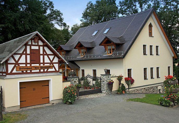 Ferienhof Alte Försterei in Knau
