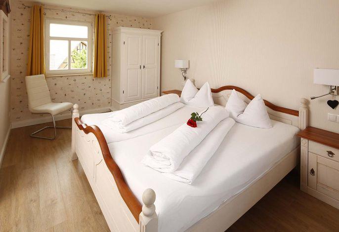 Ferienwohnung Bauernhofstube - Schlafzimmer