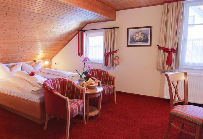 Dreibettzimmer Landromantik