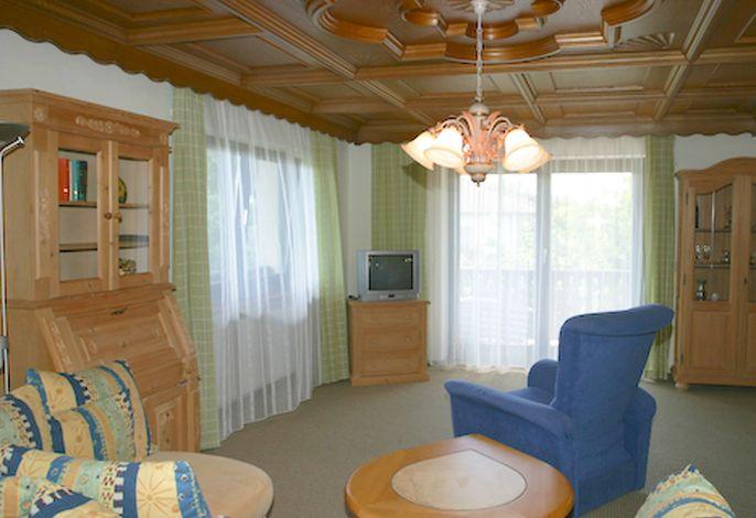 Wohnzimmer große Wohnung