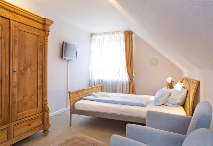 Blaues Zimmer- Schlafzimmer