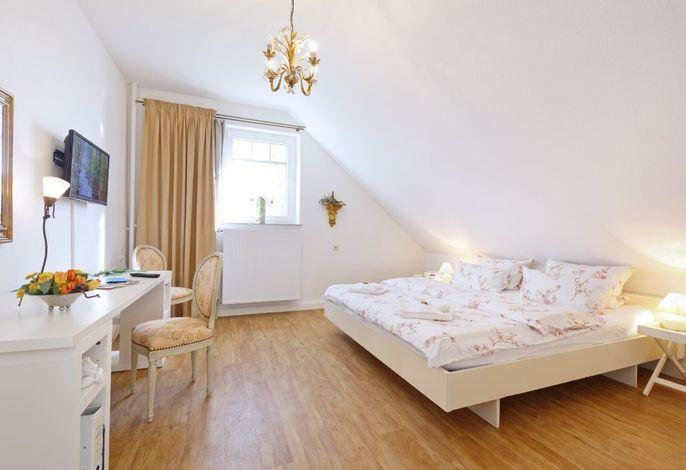 Weißes Zimmer- Schlafzimmer
