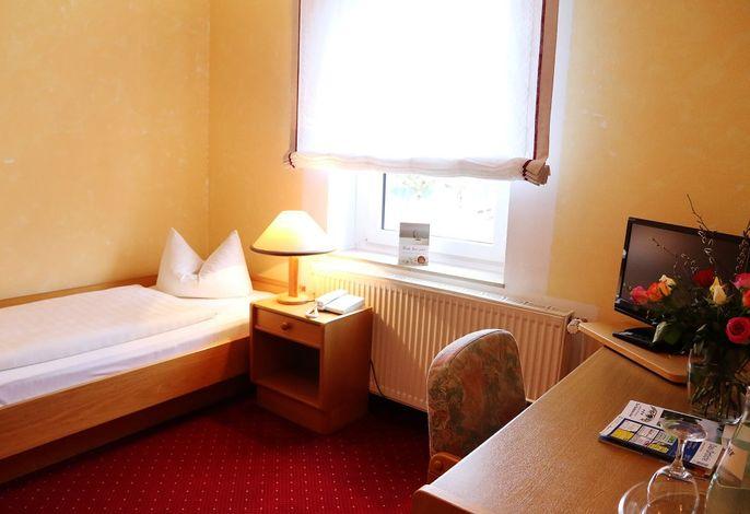 Einzelzimmer im Landhotel