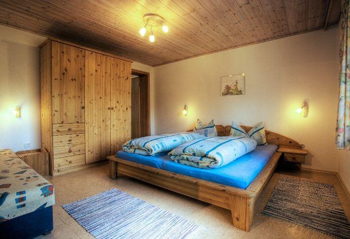 Schlafzimmer Mausloch