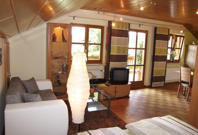 Apartment bis 3 Pers mit Küche