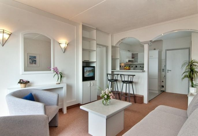 Wohn-Küche Appartement