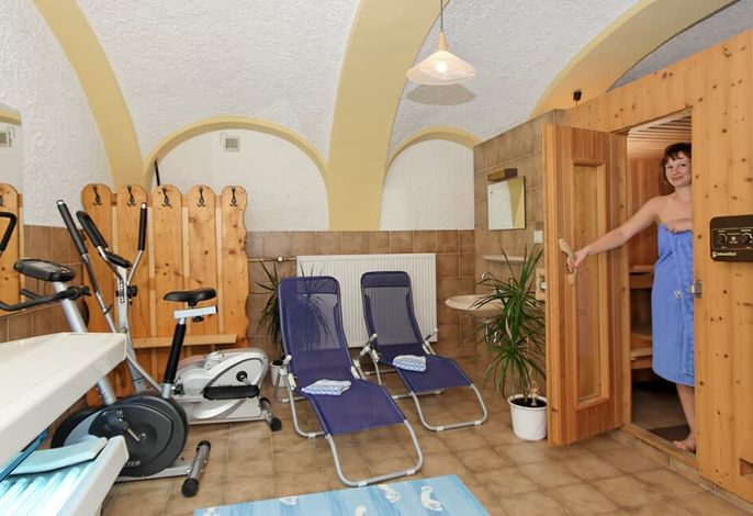 Sauna/ Foto: Hauer Fritz