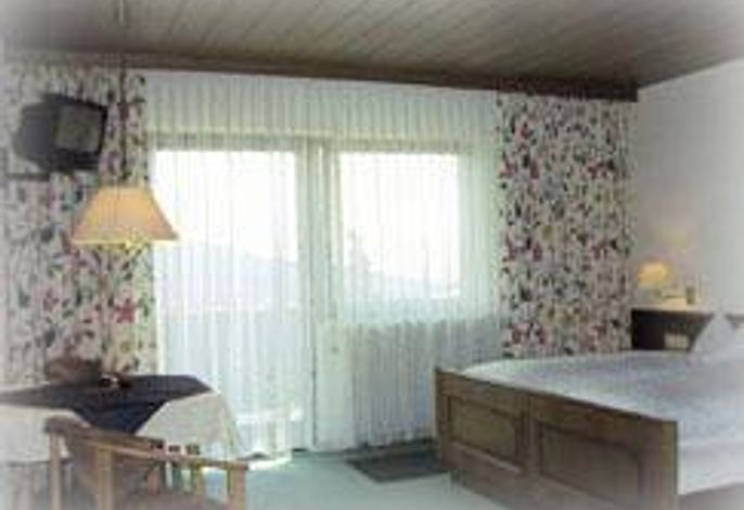 Doppelzimmer /Südblk