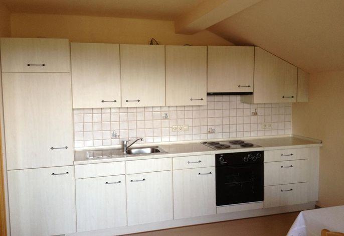Küchenzeile FeWo-6