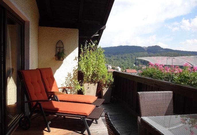 Landhaus Terrasse