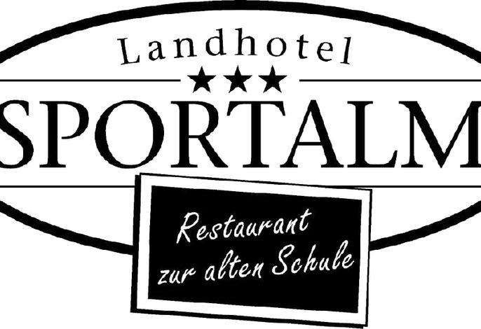 Logo Landhotel Sportalm