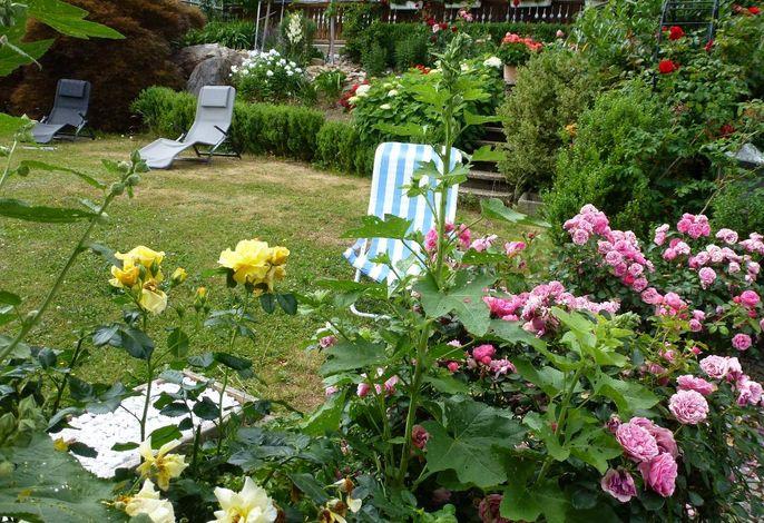 Garten Liegewiese