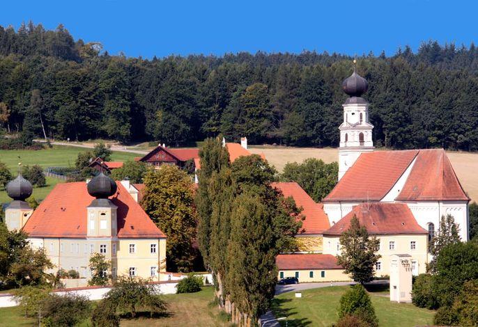 Außenansicht Klosterhof