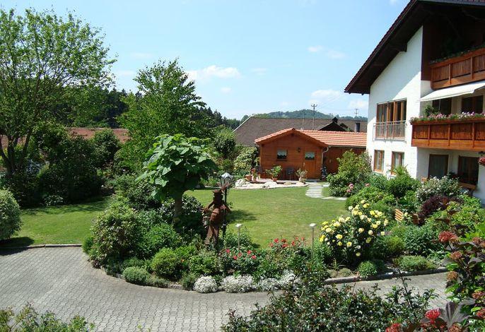 Ein Teil unseres Gartens