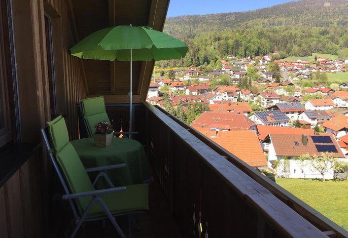FeWo Typ 6 Balkon
