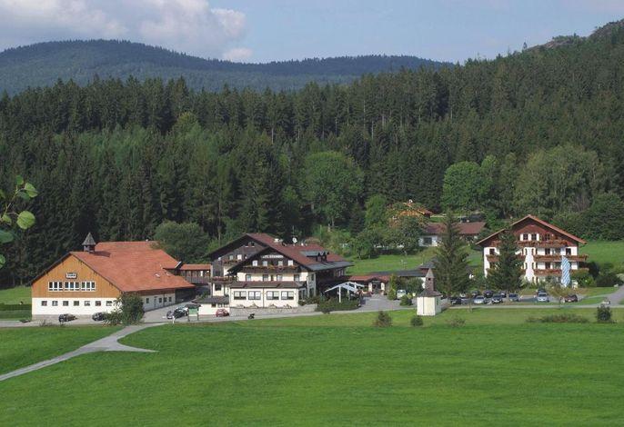 Böhmhof im Sommer