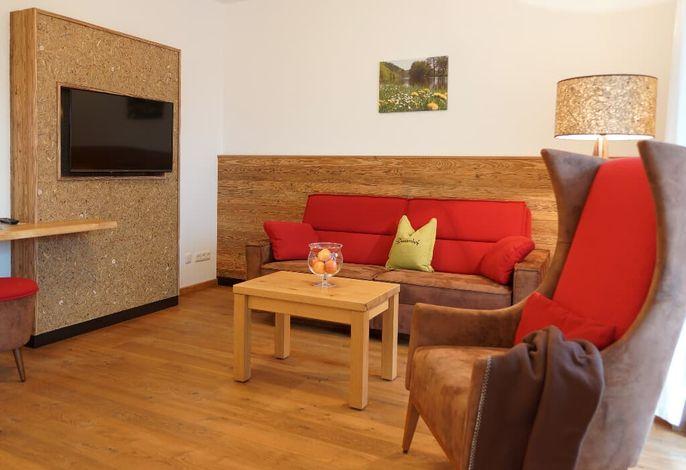 Wohnbereich Ferienwohnung 1