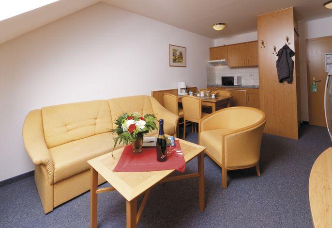Wohnraum Appartement