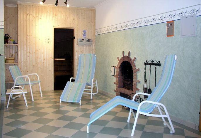 Saunabereich Apparte