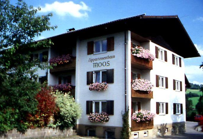 Appartementhaus Moos