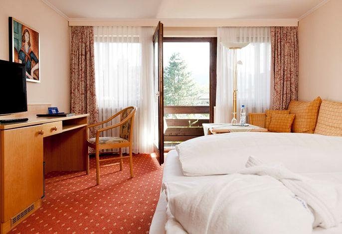 Doppelzimmer, Hotel Bayerwald