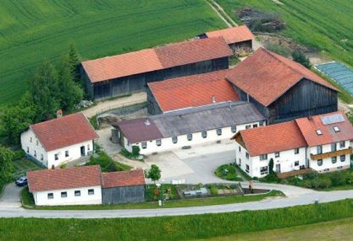 Luftbilf Ferienhof Fischer