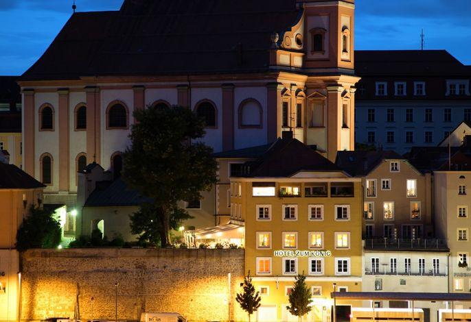 Hotel Am Paulusbogen - Aussenansicht
