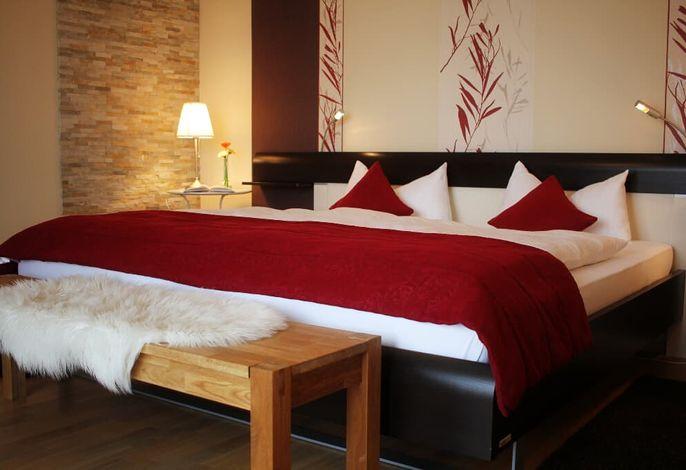 Schlafzimmer , Bett 200x200