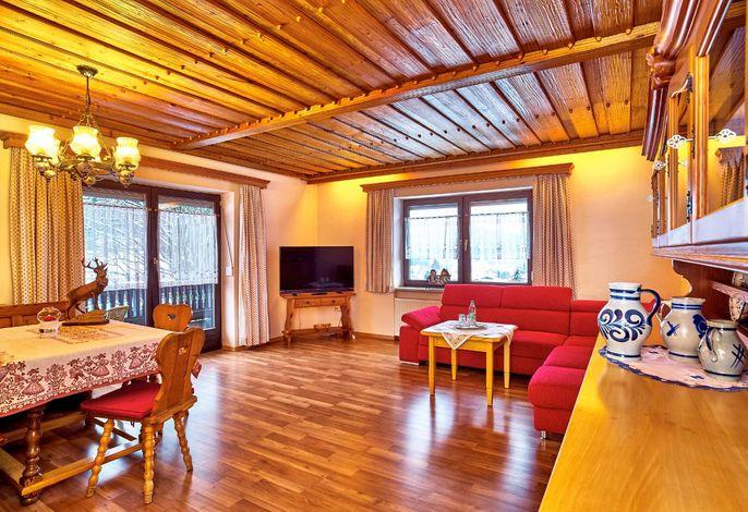 Wohnzimmer Fewo 11