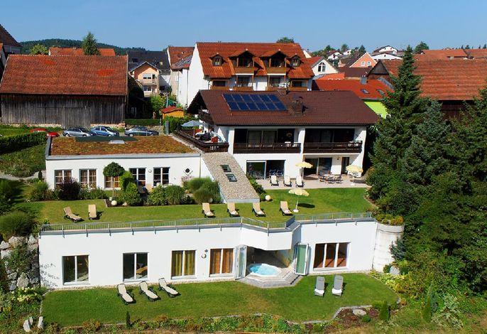 Zedernhof, Stamsried - Außenansicht Wellness