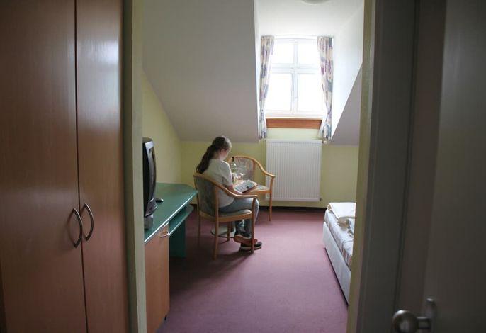 Doppelzimmer mit Gaupe
