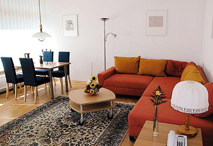 Wohnraum -Beispiel