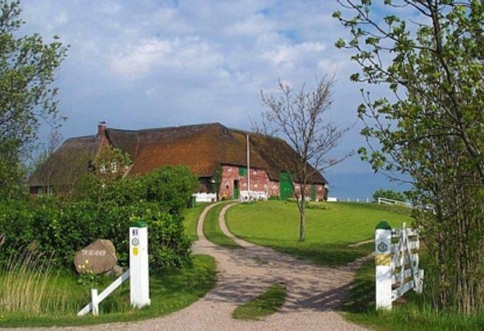 Historischer Silberhof von 1856