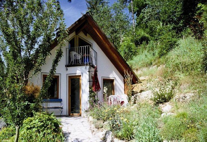 Haus im Felsengarten - Aussenansicht