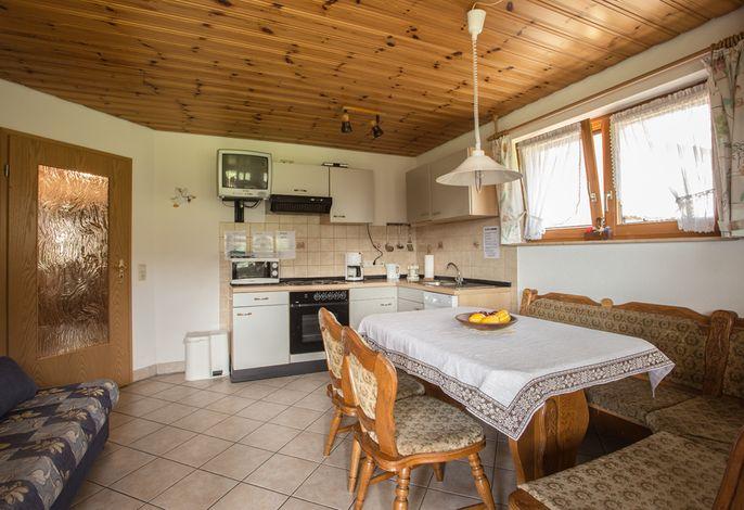 Ferienhaus OG - Wohnküche