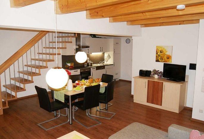 Ess-Wohnbereich Wohnung 3